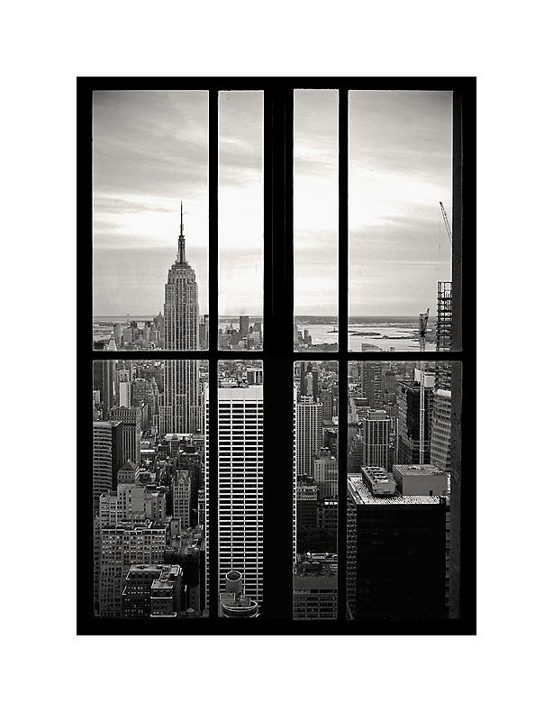 Das Fenster zur alten Welt