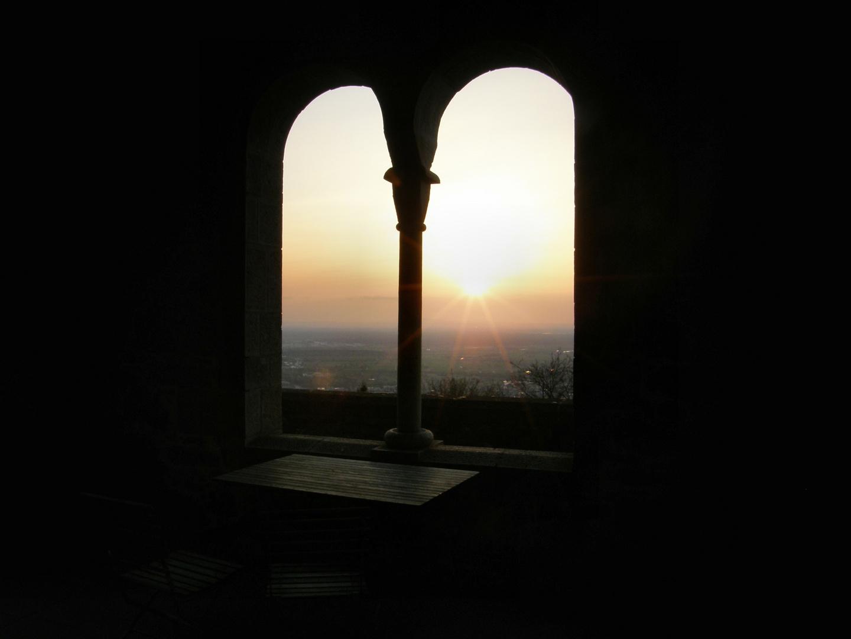 Das Fenster zur Sonne