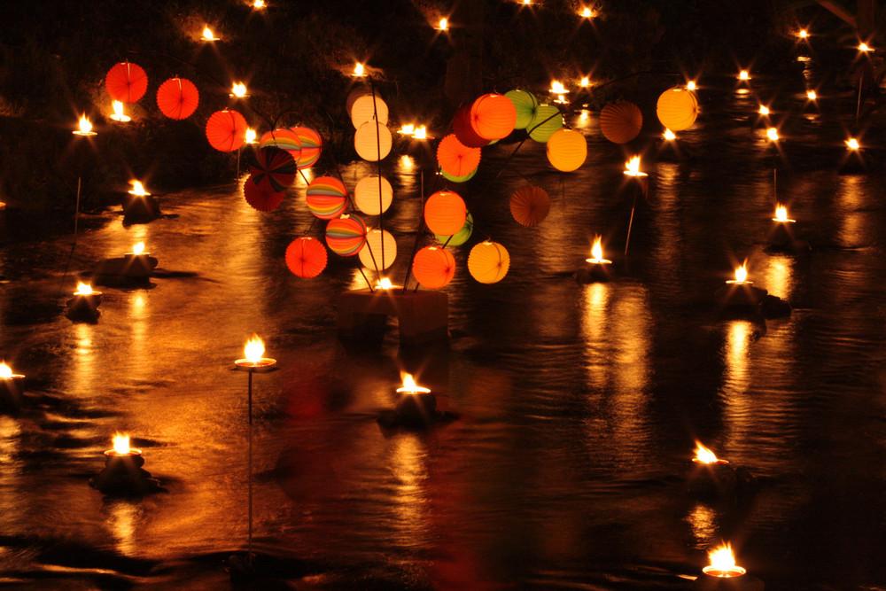 Das Fest der Lichter