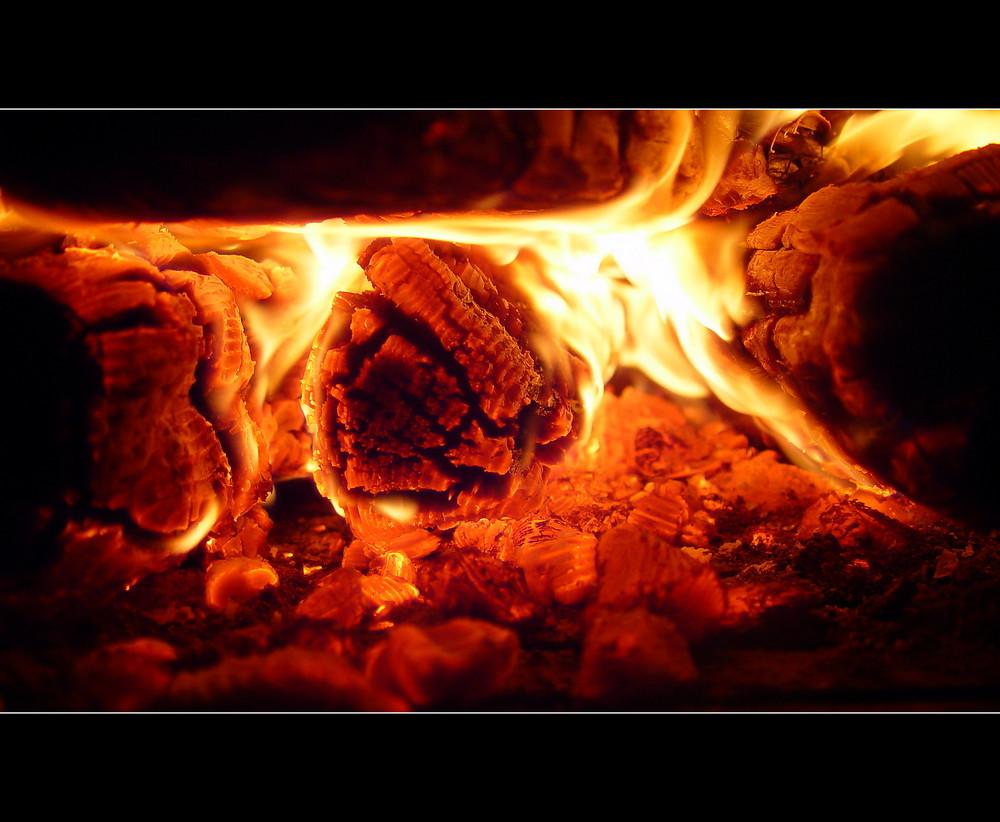 Das Feuer der Nacht