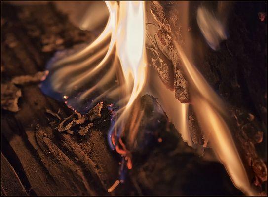 Das Feuer....