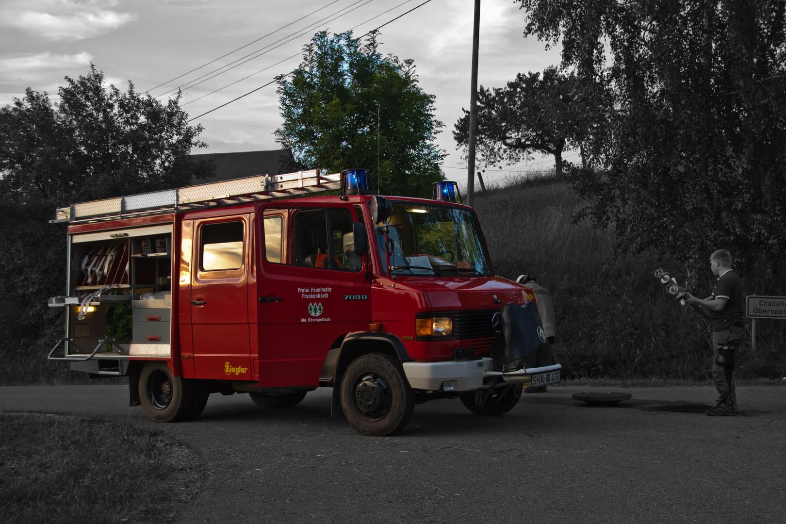 Das Feuerrote Spielmobil ;-)