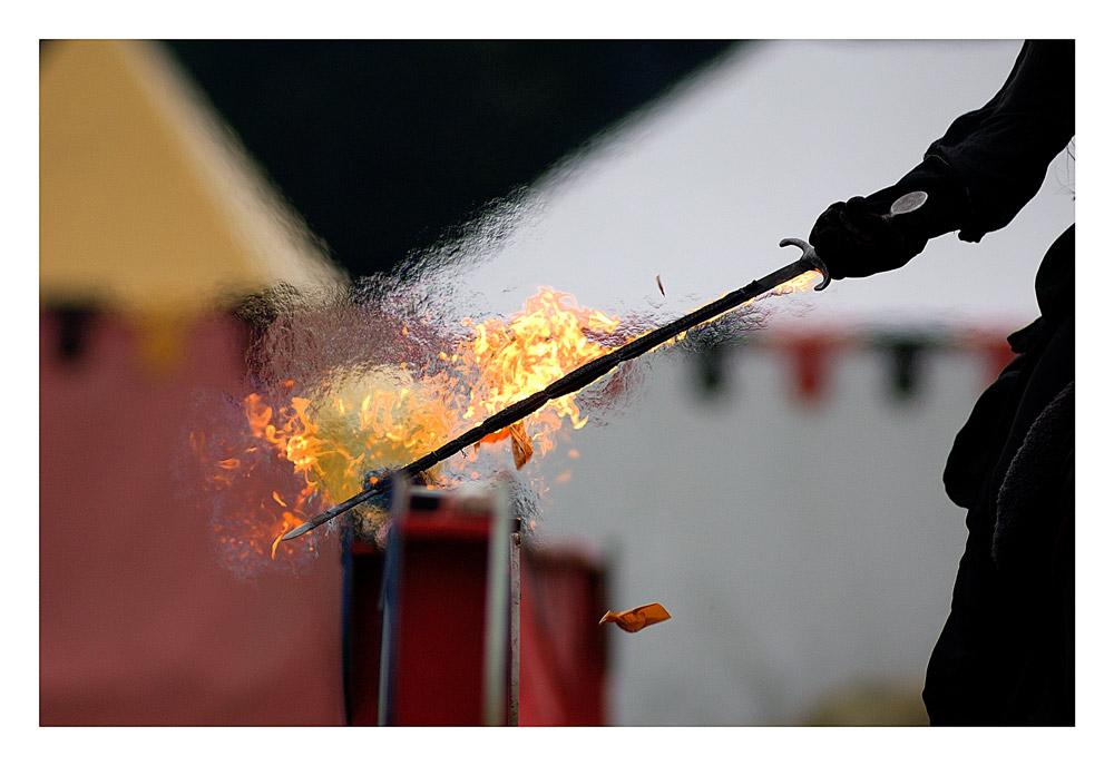 Das Feuerschwert