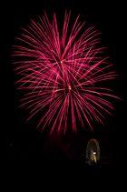 Das Feuerwerk der Soester Kirmes 2013 (3)