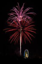Das Feuerwerk der Soester Kirmes 2013 (5)