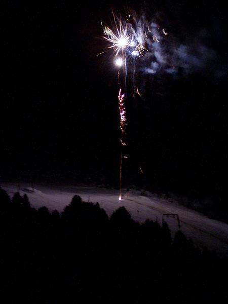 Das Feuerwerk II