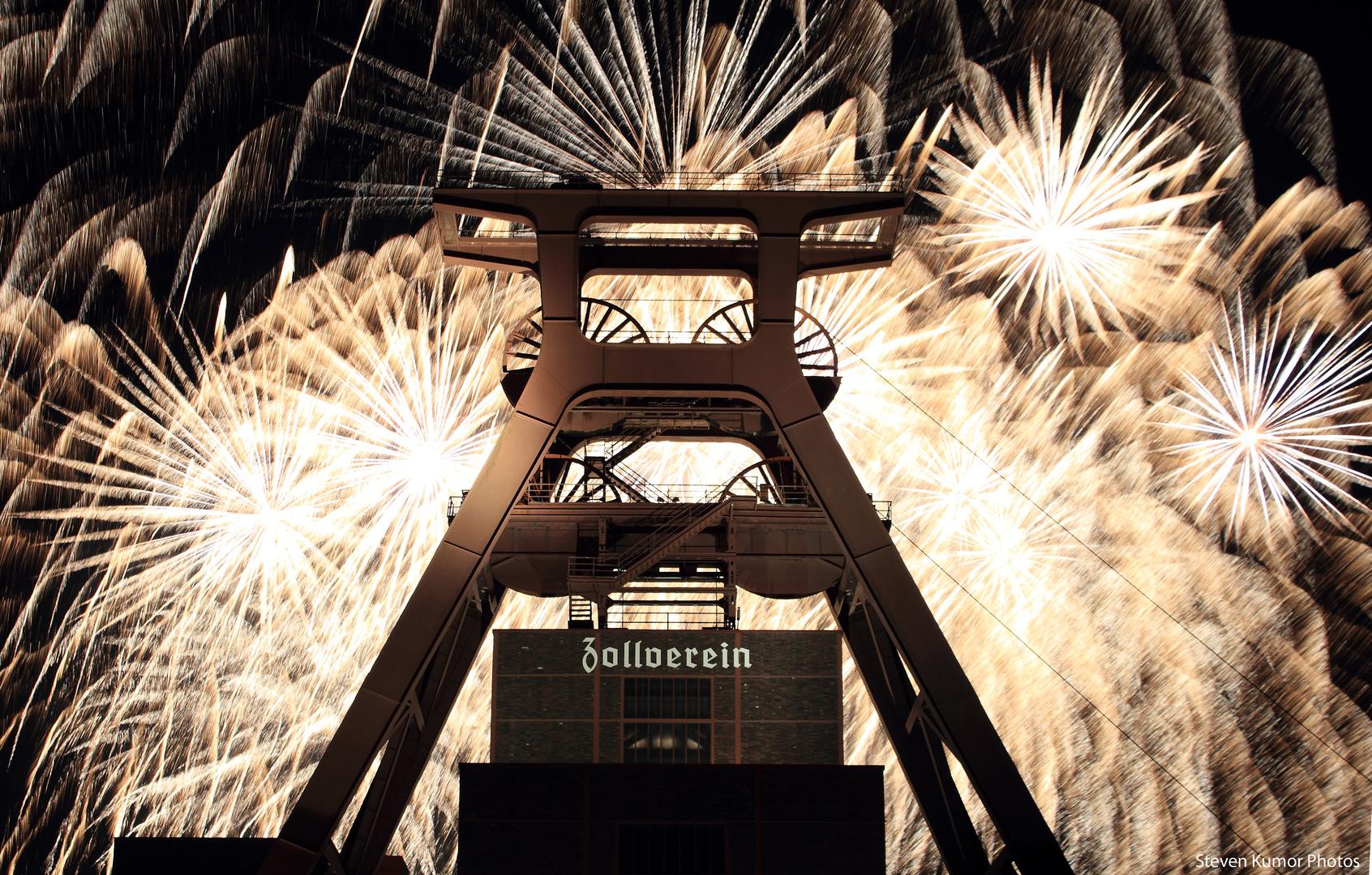 DAS FINALE - Zechenfest @ Zollverein 2013