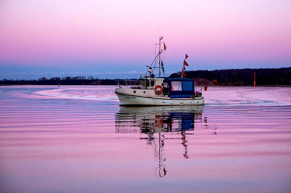 Das Fischerboot .......