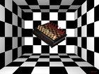 das fliegende Schachbrett !