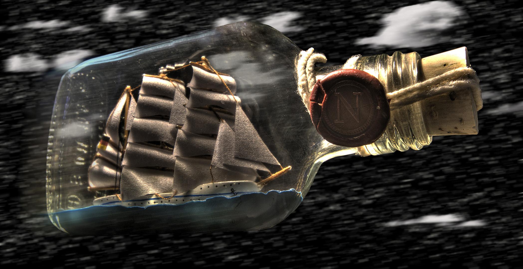 Das fliegende Schiff