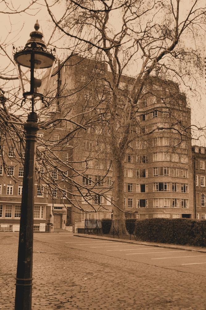 "Das ""Florin Court"" in London"