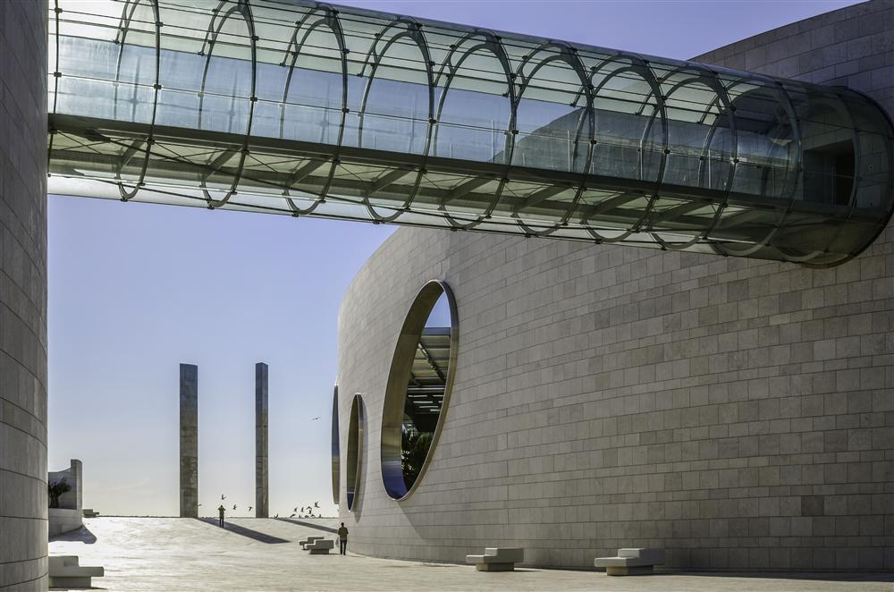 """Das Forschungszentrum """"FUNDAÇÃO CHAMPALIMAUD"""" in Lissabon (II)"""