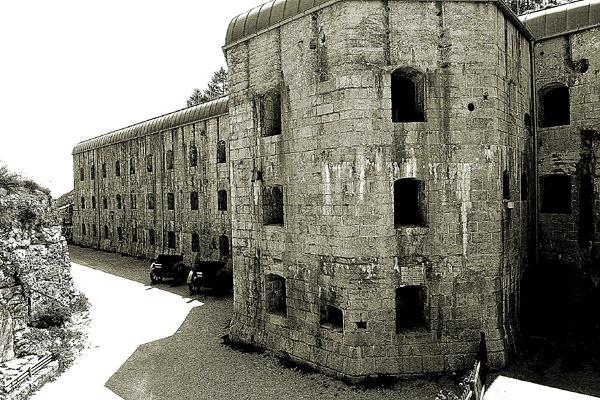 Das Fort Belvedere im Trentino