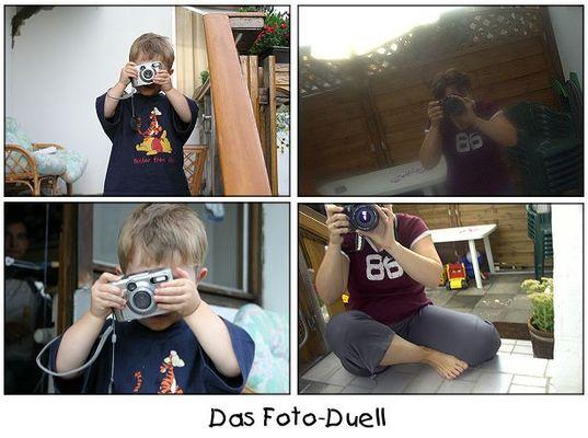 Das Foto-Duell