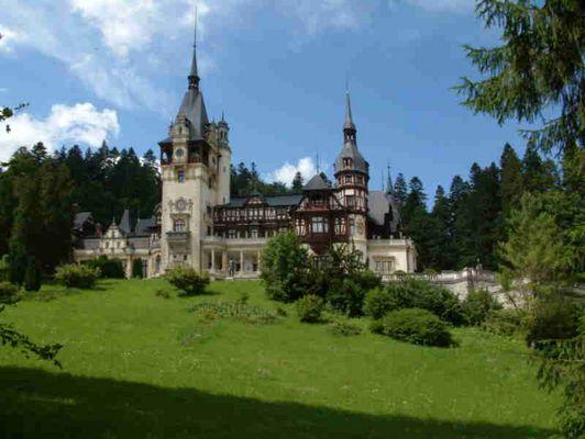 Das fröhlich Burgen- und Schlösserraten geht weiter