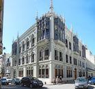 Das Gebäude der Junta Departamenta de Montevideo