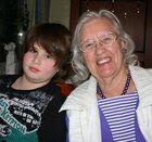 Das Geburtstagskind und Nana