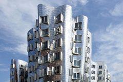 Das Gehry-Haus in Düsseldorf