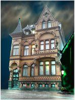 "Das ""Geisterhaus"" (1/4)"