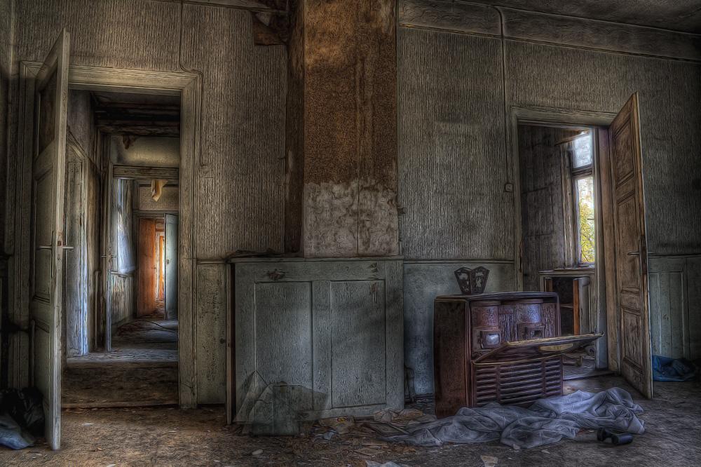 Das Geisterhaus 5 (Die Küche)