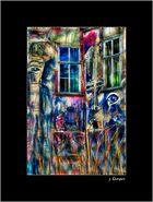 Das Geisterhaus in Erfurt