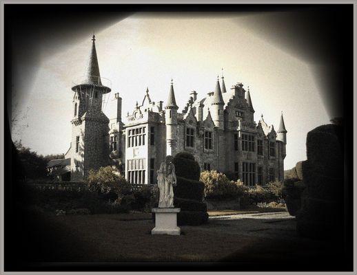 Das Geisterhaus von St. Cyrus