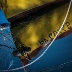 das gelbe Boot