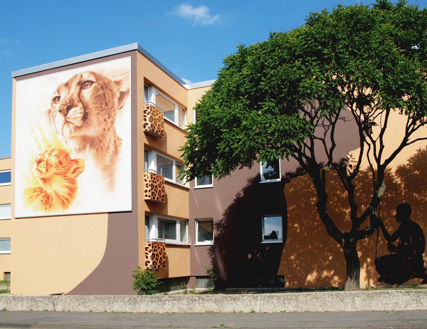 Das Gepardenhaus #3