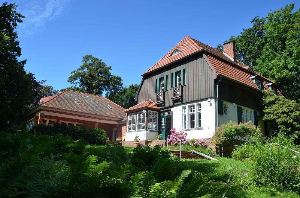 Das Gerhart Hauptmann Haus