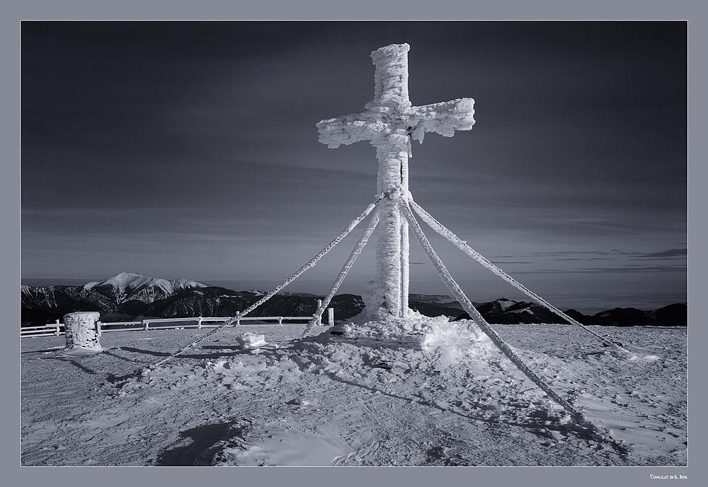 ~~~ Das Gipfelkreuz ~~~
