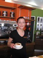 Das Girl vom Coffee-Shop