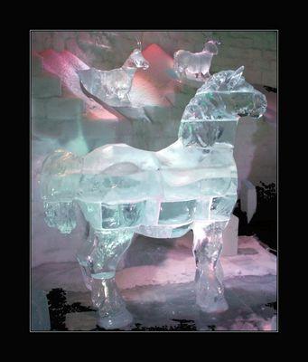 ---Das gläserne Pferd---
