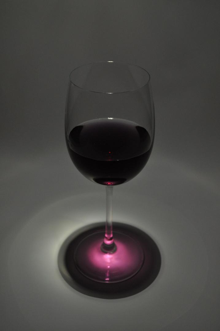 Das Glas!