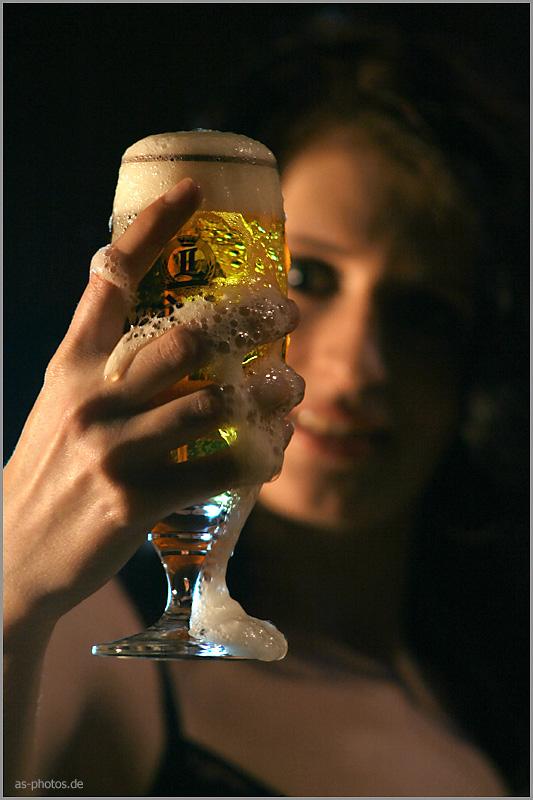 das glas ist nicht genug