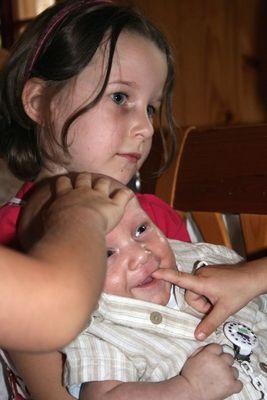 das Glück in Kinderhänden
