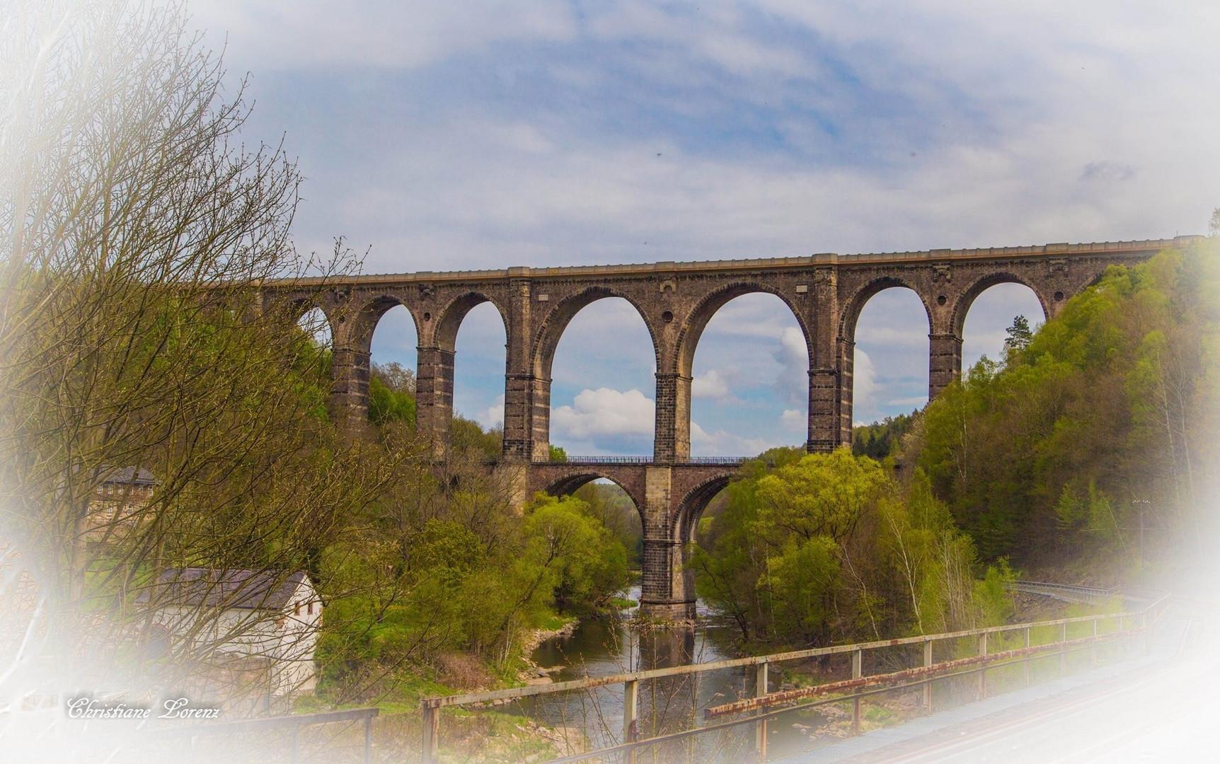 Das Göhrener Viadukt