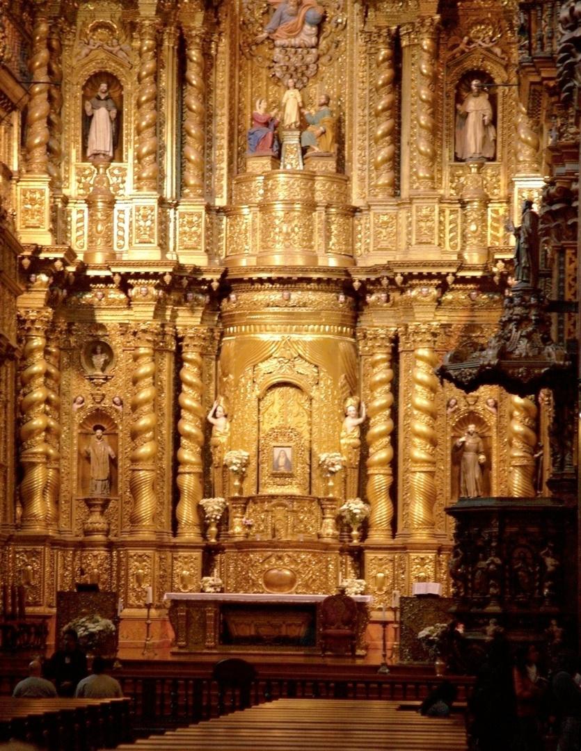 Das Gold der Franziskaner
