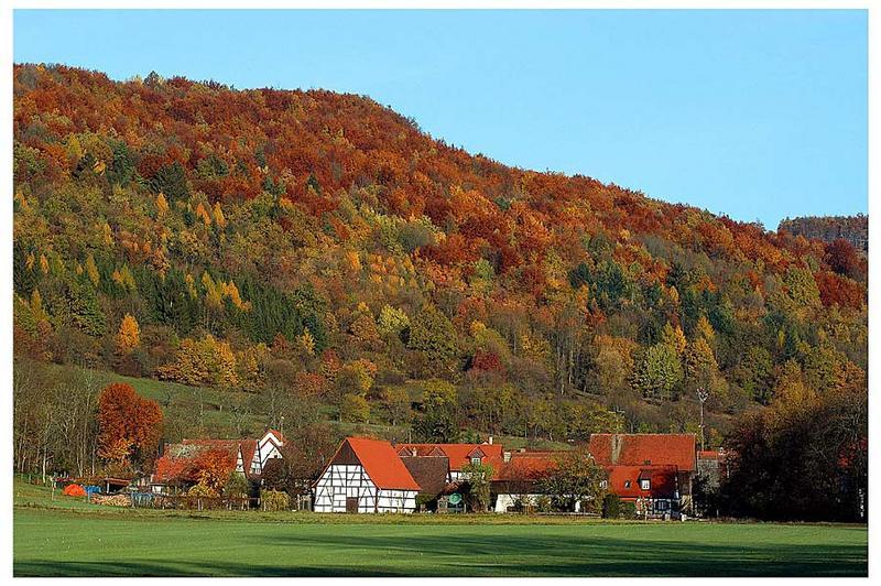 das Golddorf Frankendorf...