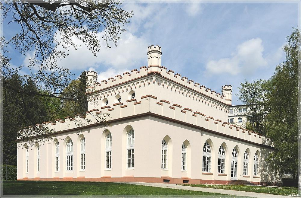 Das Gotische Haus in Bad Homburg Foto & Bild