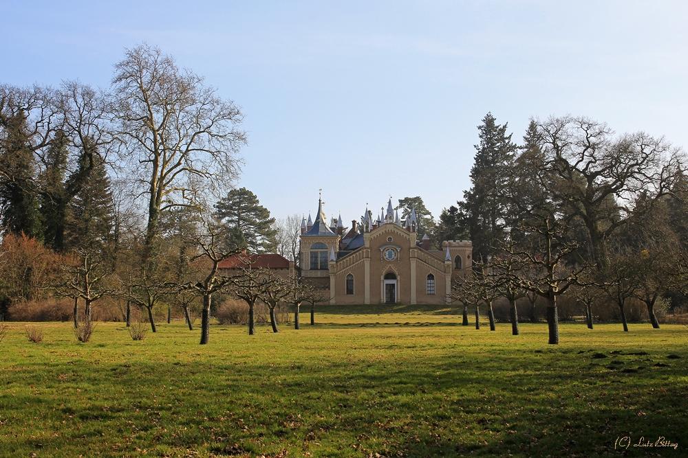 Das Gotische Haus von Wörlitz