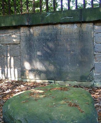 Das Grab von Robin Hood