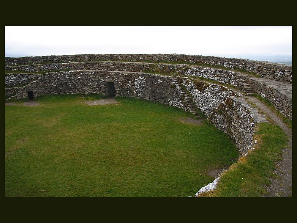 Das Grianán of Aileach III....