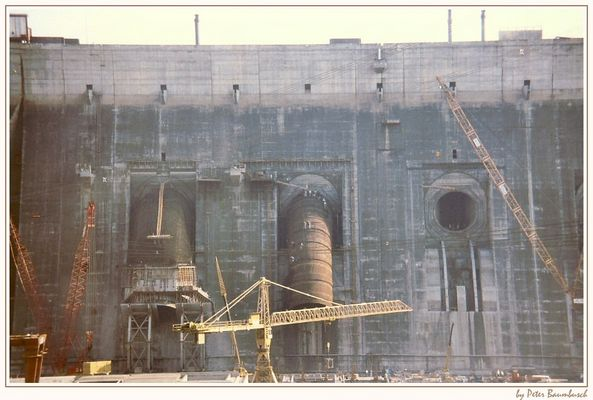 Das größte Wasserkraftwerk der Erde - Itaipú binacional