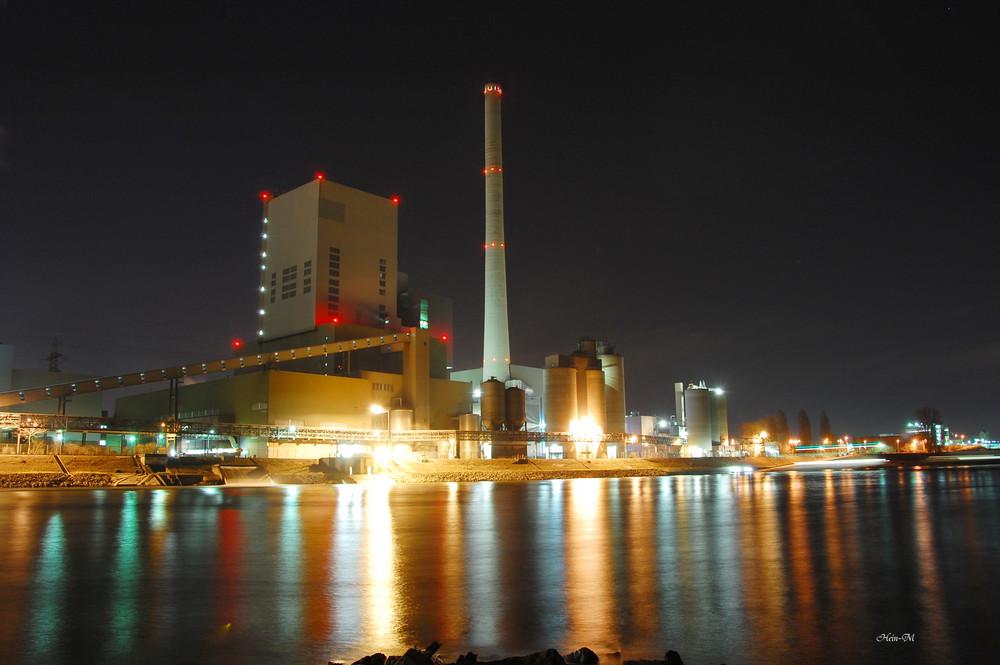 Das Großkraftwerk Mannheim , GKM