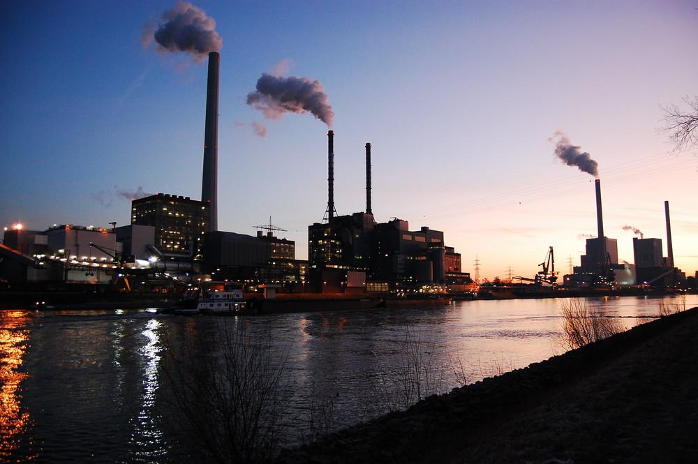 Das Großkraftwerk Mannheim, GKM