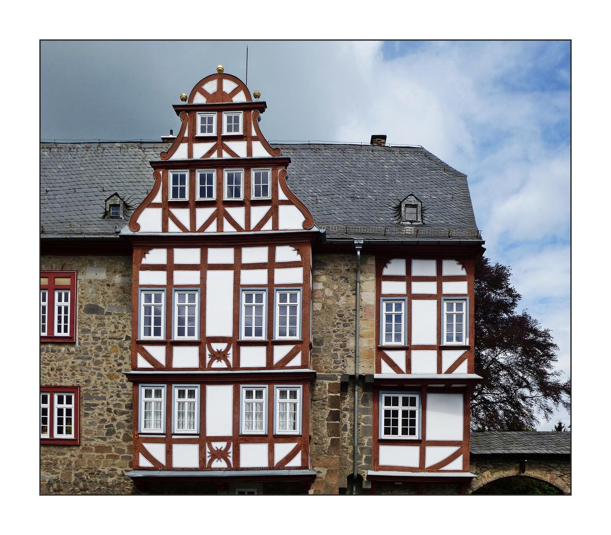 Das Grünberger Schloss