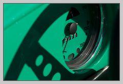 das grüne Cockpit