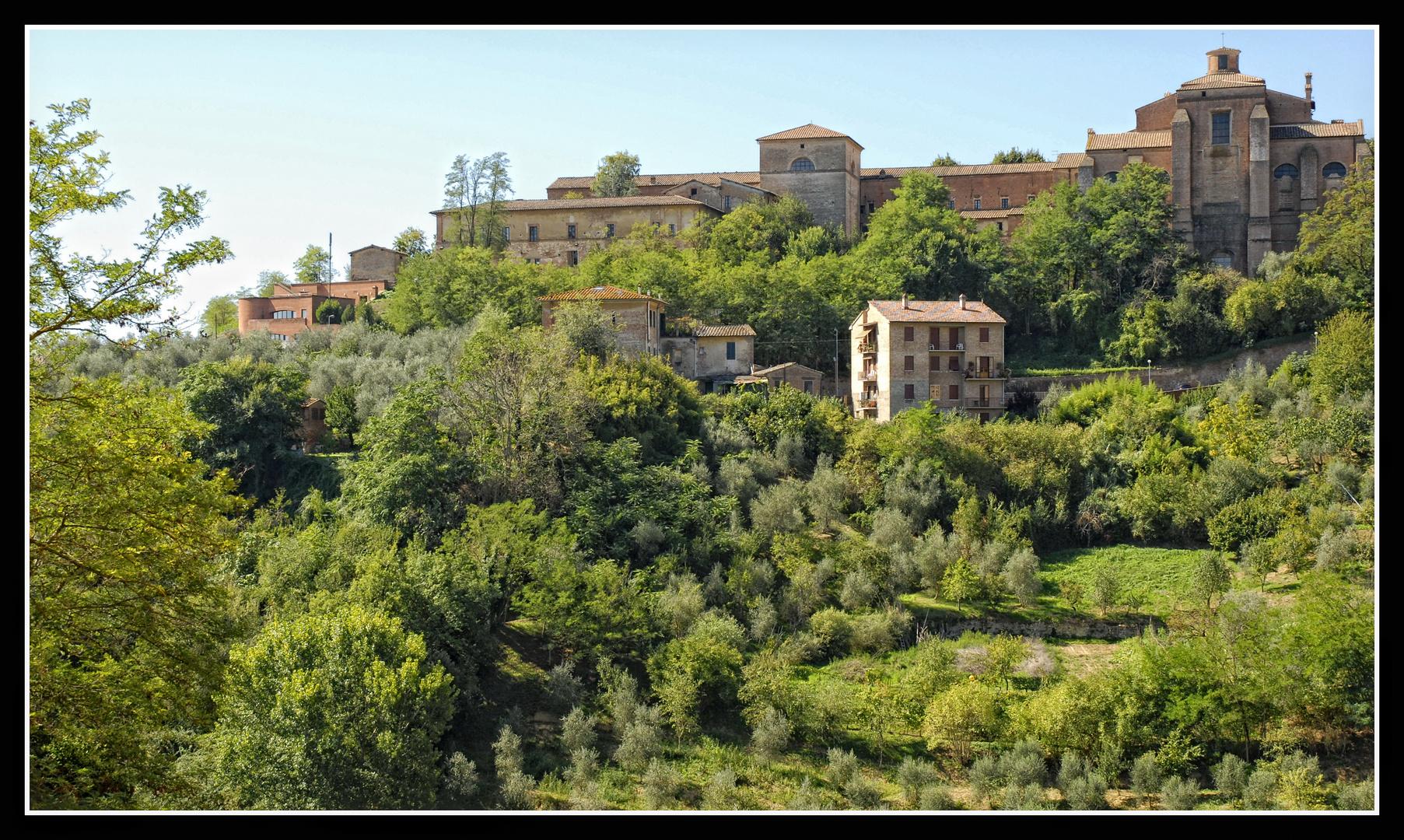 Das grüne Siena