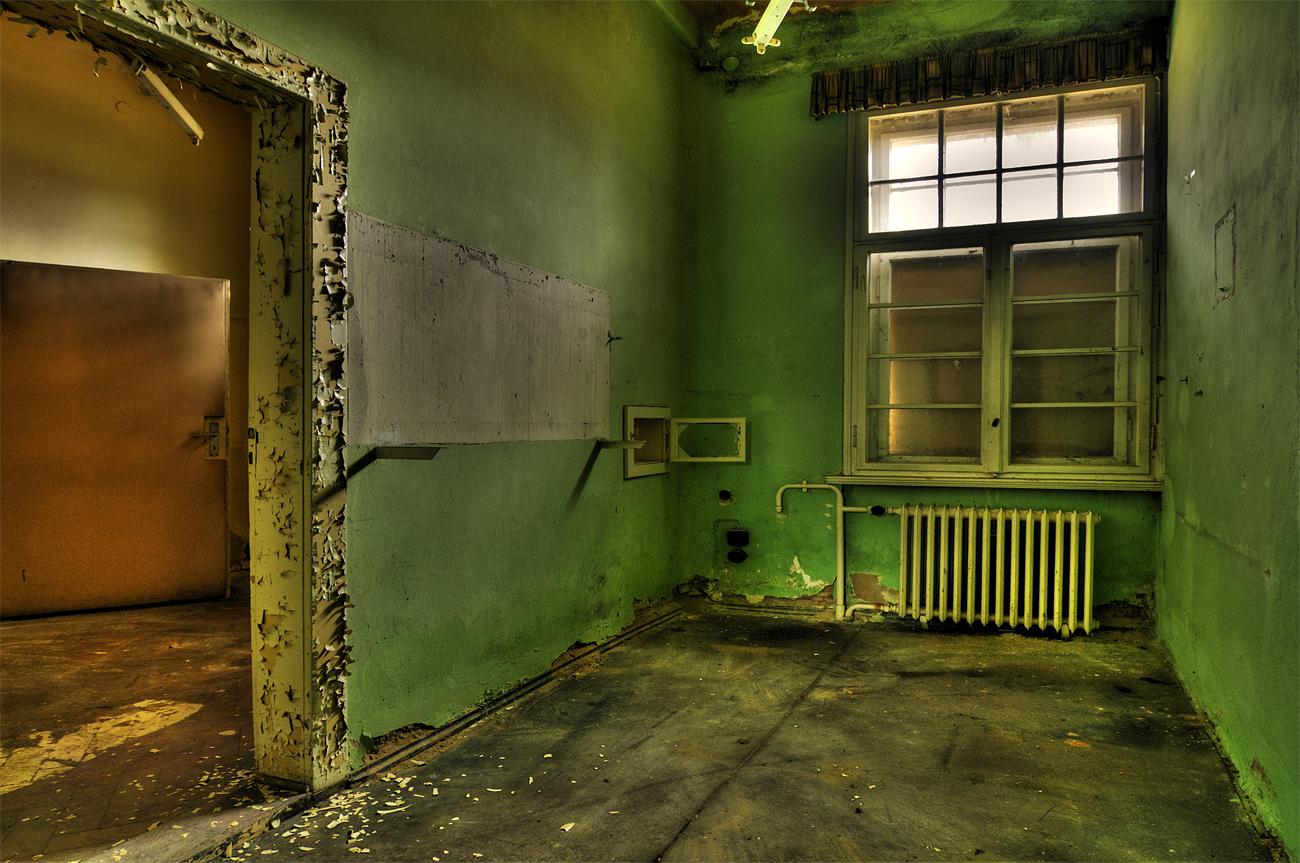 *** das grüne Zimmer mit........ ***