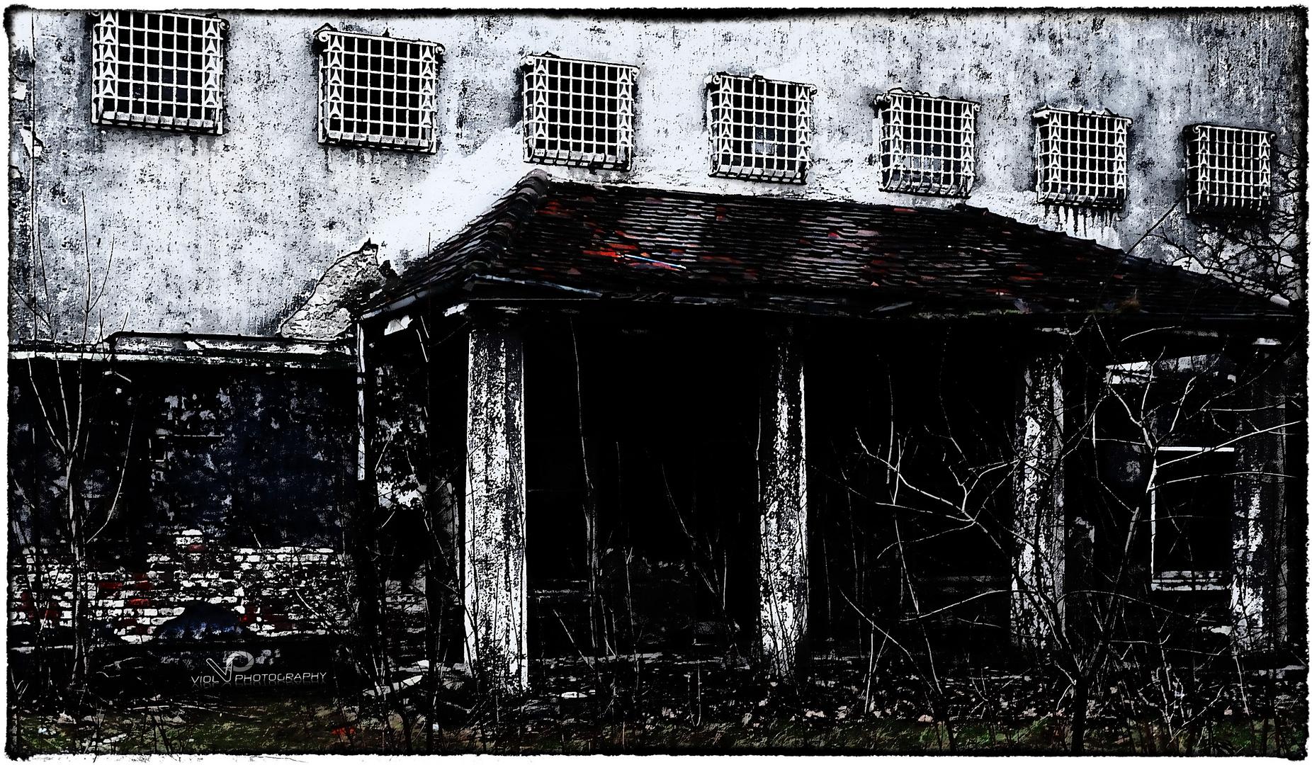 Das Gruselhaus am Ende der Straße